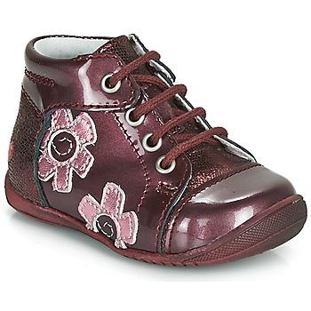 Sapatos Rapariga Botas baixas GBB NEIGE Bordô