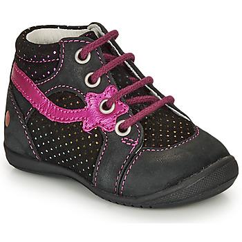 Sapatos Rapariga Botas baixas GBB NOEMIE Preto