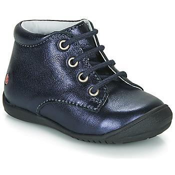 Sapatos Rapariga Botas baixas GBB NAOMI Marinho