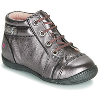 Sapatos Rapariga Botas baixas GBB NICOLE Violeta / Rosa