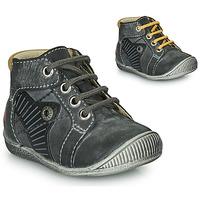 Sapatos Rapaz Botas baixas GBB NATALE Cinza