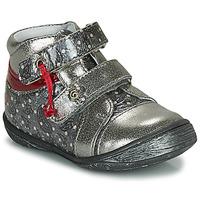 Sapatos Rapariga Botas baixas GBB NICOLINE Prata