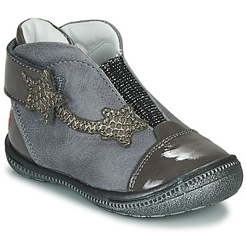 Sapatos Rapariga Botas baixas GBB NOLWENN Cinza