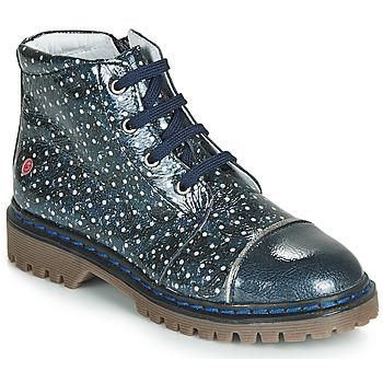 Sapatos Rapariga Botas baixas GBB NEVA Marinho