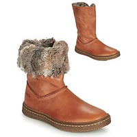 Sapatos Rapariga Botas Achile DUBROVNIK Conhaque