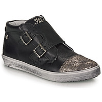 Sapatos Rapariga Sapatilhas de cano-alto Ikks BIANCA Preto