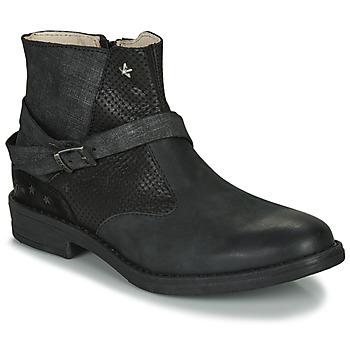 Sapatos Rapariga Botas baixas Ikks JANE Preto