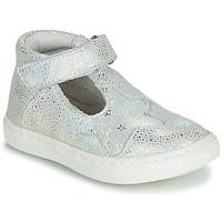 Sapatos Rapariga Sabrinas GBB PARTHENON Prata