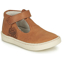 Sapatos Rapaz Sandálias GBB PRESTON Conhaque