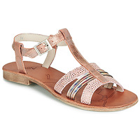 Sapatos Rapariga Sandálias Achile KIMITSU Rosa