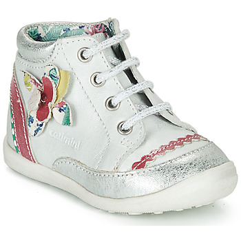 Sapatos Rapariga Botas baixas Catimini POUSSIN Branco