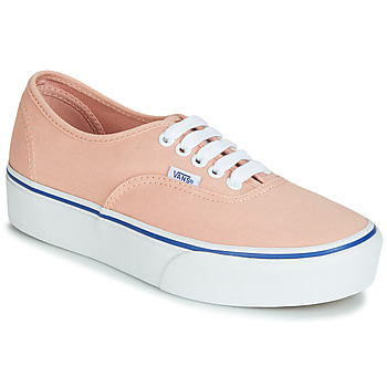 Sapatos Mulher Sapatilhas Vans AUTHENTIC PLATFORM 2.0 Rosa