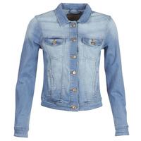 Textil Mulher casacos de ganga Only ONLTIA Azul / Claro