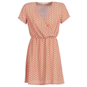 Textil Mulher Vestidos curtos Only ONLTULIPE Laranja