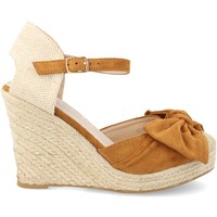 Sapatos Mulher Alpargatas H&d HD-296 Camel