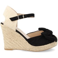 Sapatos Mulher Alpargatas H&d HD-296 Negro