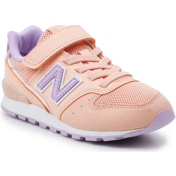 Sapatos Rapariga Sapatilhas New Balance YV996M2 orange