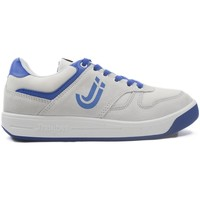 Sapatos Homem Fitness / Training  J´hayber Zapatillas J´Hayber New Match Blanco-Royal Blanco