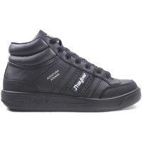 Sapatos Homem Sapatilhas de cano-alto J´hayber Zapatillas J´hayber Aventura Atenas Negro-Blanco Noir