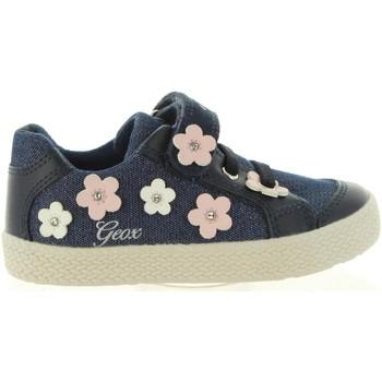 Sapatos Rapariga Sapatilhas Geox B92D5A 0LGBC B KILWI Rosa