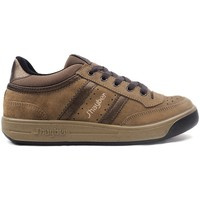 Sapatos Homem Fitness / Training  J´hayber Zapatilla J´Hayber Olimpo Taupe Marrón