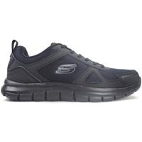 Sapatos Homem Sapatilhas Skechers Zapatillas  52631 Negro Preto