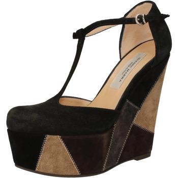 Sapatos Mulher Sandálias Gianni Marra Sandálias AK894 Preto