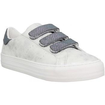 Sapatos Mulher Sapatilhas No Name 117766 Prata