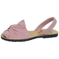 Sapatos Mulher Sandálias Avarca Cayetano Ortuño  Rosa