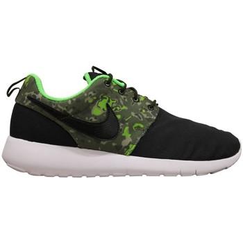 Sapatos Rapaz Sapatilhas Nike Roshe One Junior Noir preto
