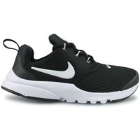 Sapatos Rapaz Sapatilhas Nike Presto Fly Enfant Noir Preto