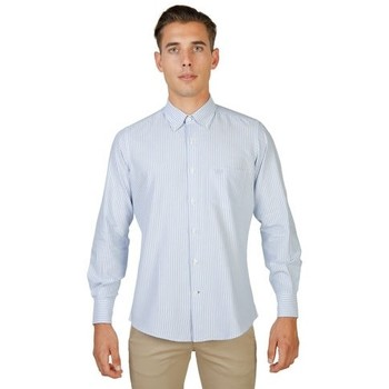 Textil Homem Camisas mangas comprida Oxford University - oxford_shirt-bd 19