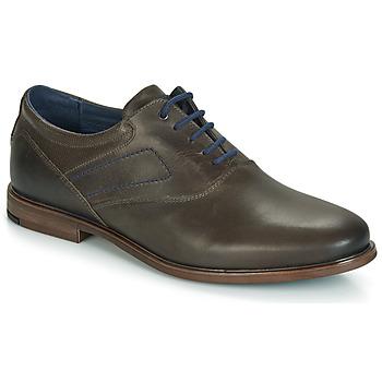 Sapatos Homem Richelieu André HIMALAYA Castanho