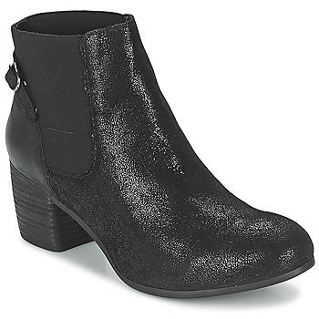 Sapatos Mulher Botins SPM GIRAFE Preto