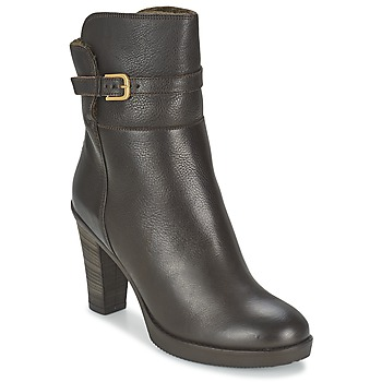 Sapatos Mulher Botins Fred de la Bretoniere COEVORDEN Castanho