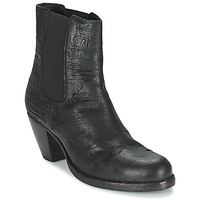 Sapatos Mulher Botins Fred de la Bretoniere ALMERE Preto