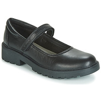 Sapatos Rapariga Sapatos Geox CASEY GIRL Preto