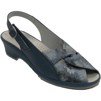 Sapatos Mulher Sandálias Made In Spain 1940 Sandálias de mulher muito confortáveis L azul