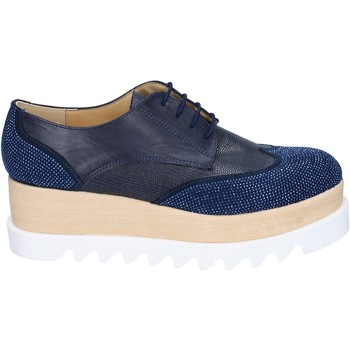 Sapatos Mulher Sapatos & Richelieu Olga Rubini BS96 Azul