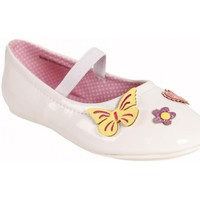 Sapatos Rapariga Sabrinas Flower Girl 220401-B2040 Blanco