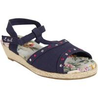 Sapatos Rapariga Sandálias Flower Girl 221223-B4600 Rosa