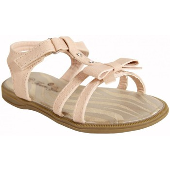 Sapatos Rapariga Sandálias Flower Girl 221300-B2040 Beige