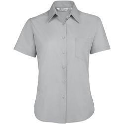 Textil Mulher camisas Sols ESCAPE Gris