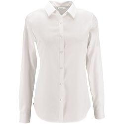 Textil Mulher camisas Sols BRODY WORKER WOMEN Blanco