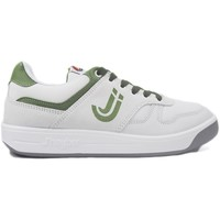 Sapatos Homem Fitness / Training  J´hayber Zapatillas J´Hayber New Match Blanco-Verde Verde