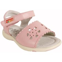 Sapatos Rapariga Sandálias Happy Bee B115095-B2579 Rosa