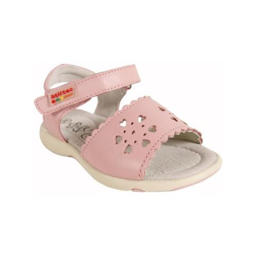 Sapatos Rapariga Sandálias Happy Bee B115095-B2579 Rosa
