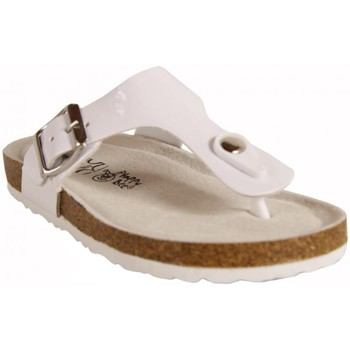 Sapatos Criança Sandálias Happy Bee B604951-B2656 Blanco
