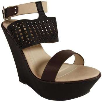 Sapatos Mulher Sandálias Top Way B703200-B7200 Negro