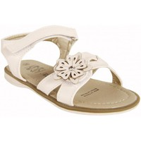 Sapatos Rapariga Sandálias Flower Girl 241180-B2040 Blanco